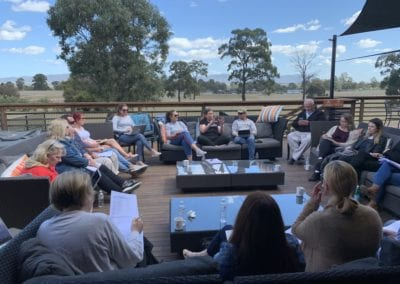 Corporate Retreat Hunter Valley
