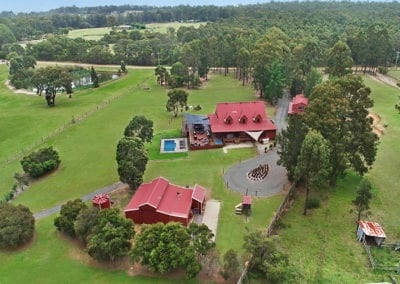 HUNTER VALLEY LODGE 100a