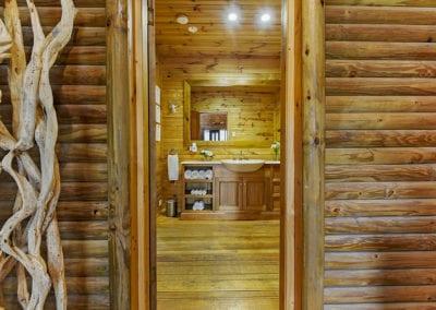 bathroom gf powder room