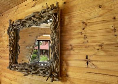 retreat lounge mirror
